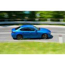 Alfa Romeo Giulia - Can it tow? Need a Giulia towbar?