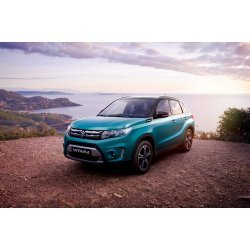 The reborn European-made Suzuki Vitara has arrived and it can tow.