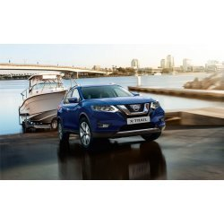 Nissan X-Trail Facelift - towbars now available