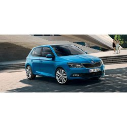 New Skoda Fabia can it tow? Need a Fabia Towbar?