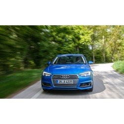 New Audi A4 (B9). Can it tow?