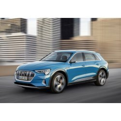 Audi's first fully battery-powered crossover | How much can the Audi e-tron tow? Need a e-tron towbar?