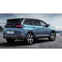 The new Peugeot 5008 is now a SUV.  Question is, can it tow?
