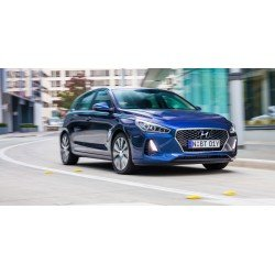 New Hyundai i30. Can it tow?