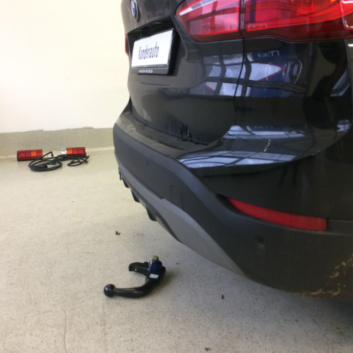 Bmw X3 G01 From 10 2017 Invisible Towbar G01