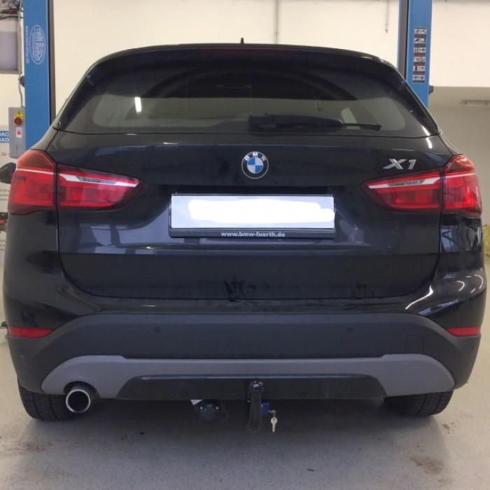 BMW X3 (G01) From 10.2017 Invisible Towbar (G01