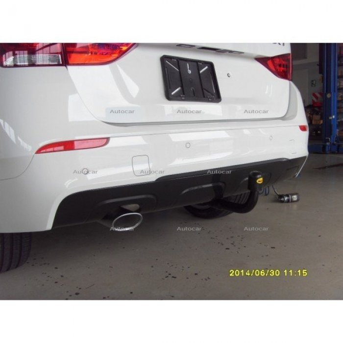 Bmw X1 Invisible Towbar European Tow Bars Sydney