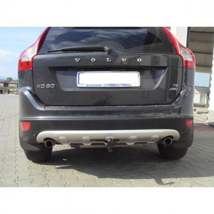 volvo xc 60 invisible towbar european tow bars sydney. Black Bedroom Furniture Sets. Home Design Ideas