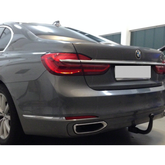Bmw 7 Series G11 G12 From 10 2015 Invisible Towbar European Tow Bars Sydney Brisbane Perth