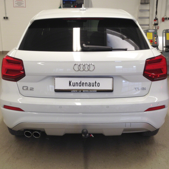 Audi European Delivery >> Audi Q2 Invisible Towbar | European Tow Bars, Sydney, Brisbane, Perth, Melbourne, Australia ...