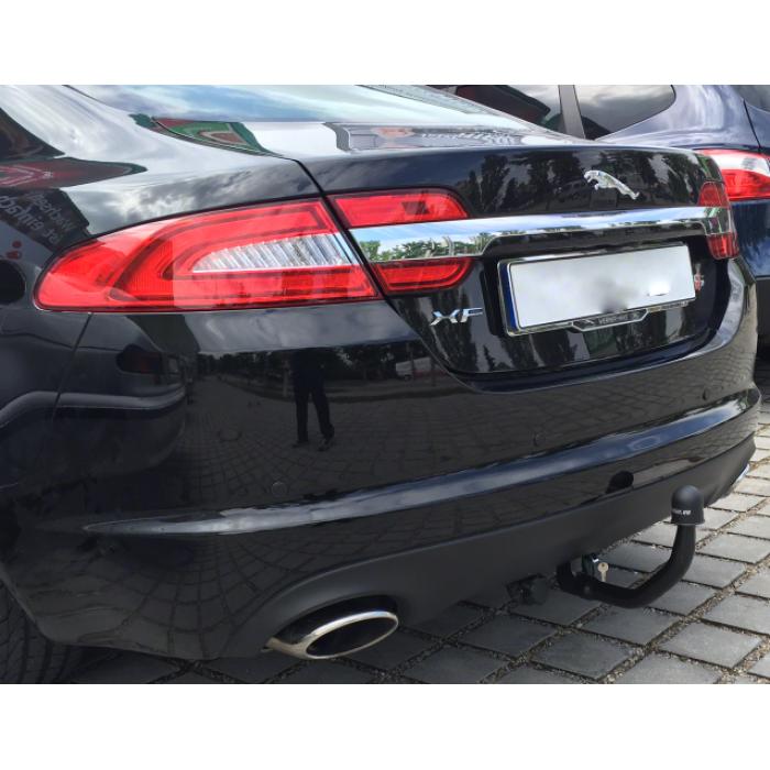 2015 Xf Jaguar: Jaguar XF (2008-2015) Invisible Towbar