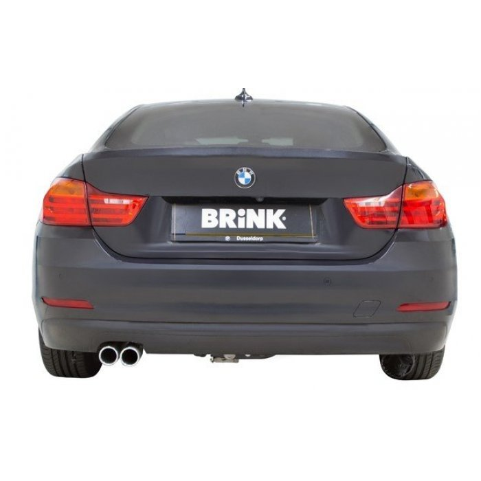 Bmw 4 Series Coupe F32 F33 F36 Invisible Retractable