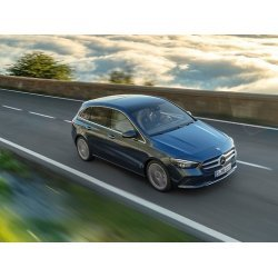 The third-generation B-Class adds a touch more style and sportiness.  Can the W247 tow? Need a towbar for your new MB B-Class?