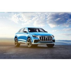 The Q8 is a head-turner but can the Audi Q8 tow? Need a Q8 towbar?