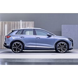 Will Audi's new compact SUV, the Q4 e-tron convert the masses to EVs? Can the Q4 E-Tron tow? Need an Audi Q4 Towbar?