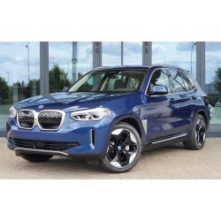 BMW has given its zero-emissions iX3 a nip and tuck.  Can the iX3 tow.  Need an iX3 towbar?