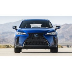 The Lexus UX is an unusual small luxury crossover - it's an appropriately classy and surprisingly sporty car.  Need a UX towbar to take your bikes along?