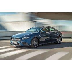 Finally a real compact Benz. Can the new V177 tow. Need an A-Class sedan towbar?