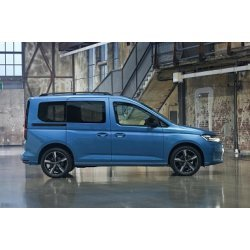 Can the new VW Caddy 5 tow? Need a Caddy 5 towbar?