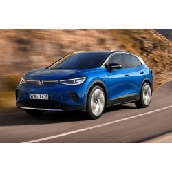 Volkswagen ID.4 named World Car of the Year.  Can the ID.4 tow? Need a VW ID.4 towbar.  How much can the ID.4 actually tow - towing capacity?