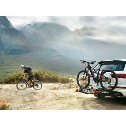 Need to take your bikes along on your next adventure?  What are your options? Towbar mounted carriers.