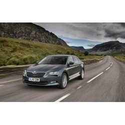 Skoda Superb - finally Down under