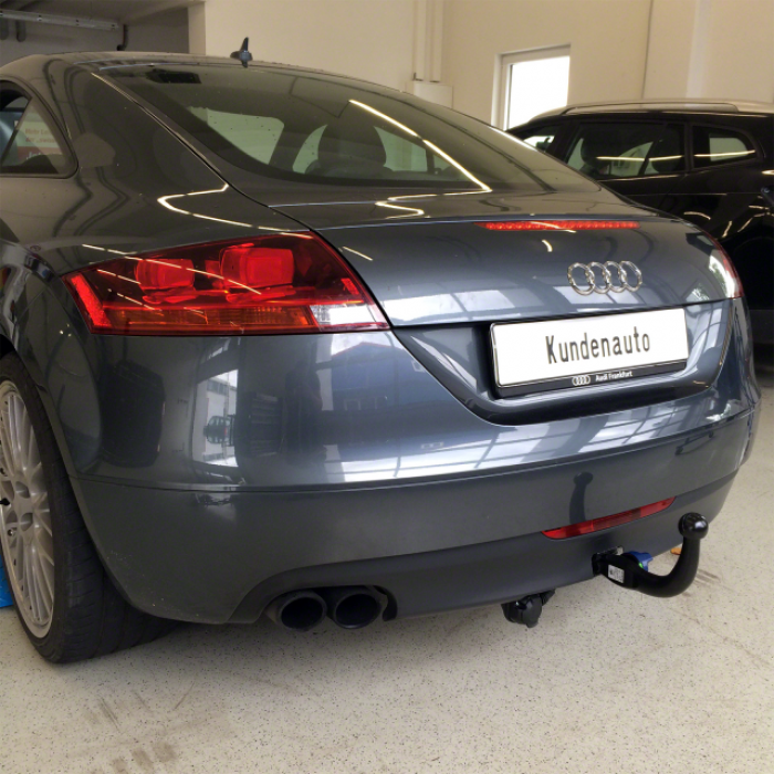 Jeep Trailer Hitch >> Audi TT Coupe & Cabrio (2006-2014) Towbar | Hitch - Tow bars designed for your Audi TT (8J ...