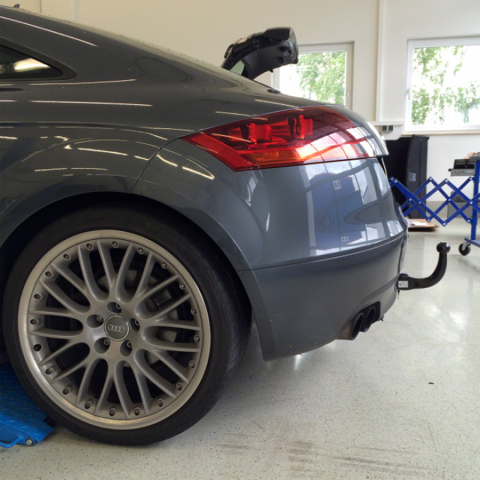 Audi TT Coupe & Cabrio (2006-2014) Towbar | Hitch - Tow ...