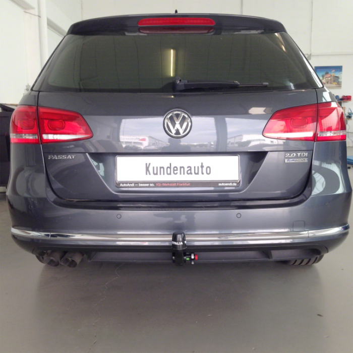 vw passat alltrack    invisible towbar tow bars designed   bmw euro trailer