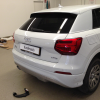 Audi Q5 (from 2017) Invisible Towbar