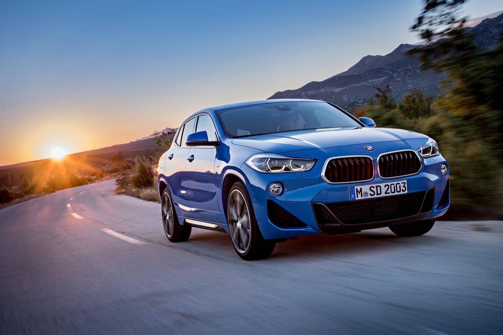 BMW X2 Towbars