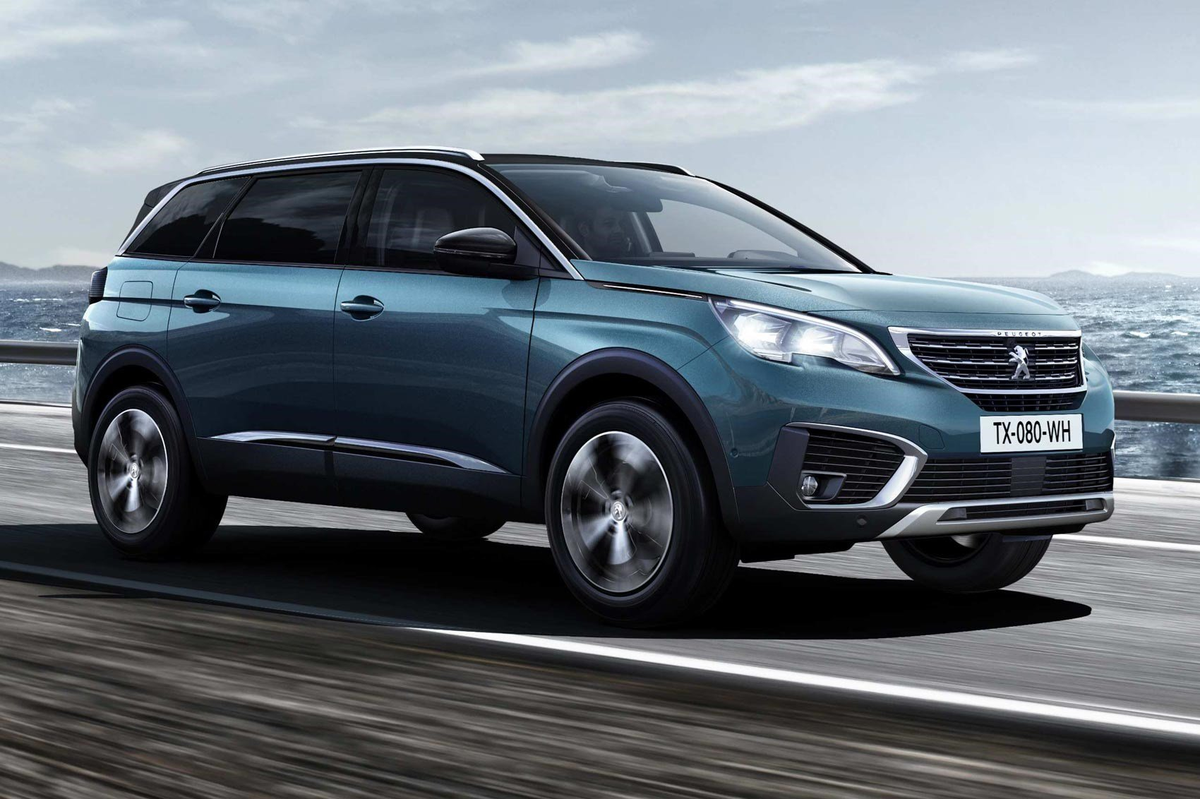 the new peugeot 5008 is now a suv question is can it tow. Black Bedroom Furniture Sets. Home Design Ideas