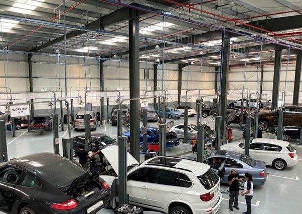 UAE-Towbar-Fitting-Hitch-workshop-Towbar-Fitting-dubai-hitch-install-locations