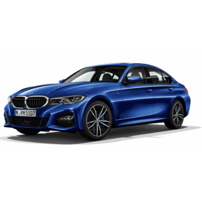 BMW 3 Series (G20/G21) Invisible Detachable Towbar
