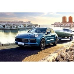 The all-new, third-generation Cayenne is the fastest and lightest so far - but can it tow? Porsche towbars for the new Cayenne now available.