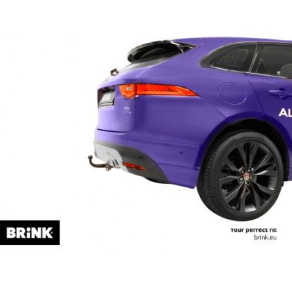 Jaguar F Pace From 2015 Invisible Towbar Tow Bars