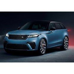 The Velar has received a 2021 face-lift.  Is the Range Rover a capable tow car? Need a Velar towbar?