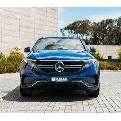NEW Mercedes EV EQC. Can the EQC tow? Need a EQC Towbar?