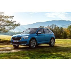 The Skoda Kamiq is the latest – and smallest – addition to Skoda's line-up of crossovers and SUVs. Can the Kamiq tow? Need a Skoda Kamiq towbar?