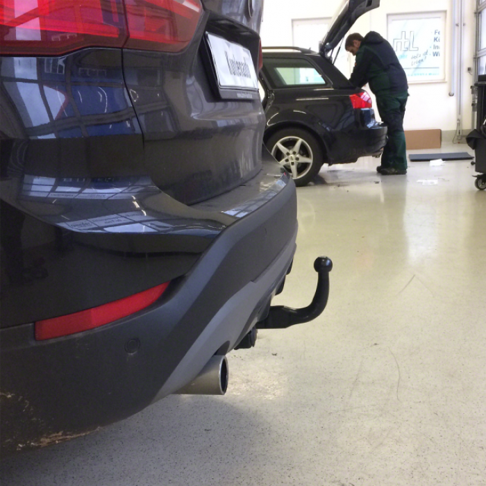 Bmw X3 G01 From 10 2017 Invisible Towbar Hitch G01