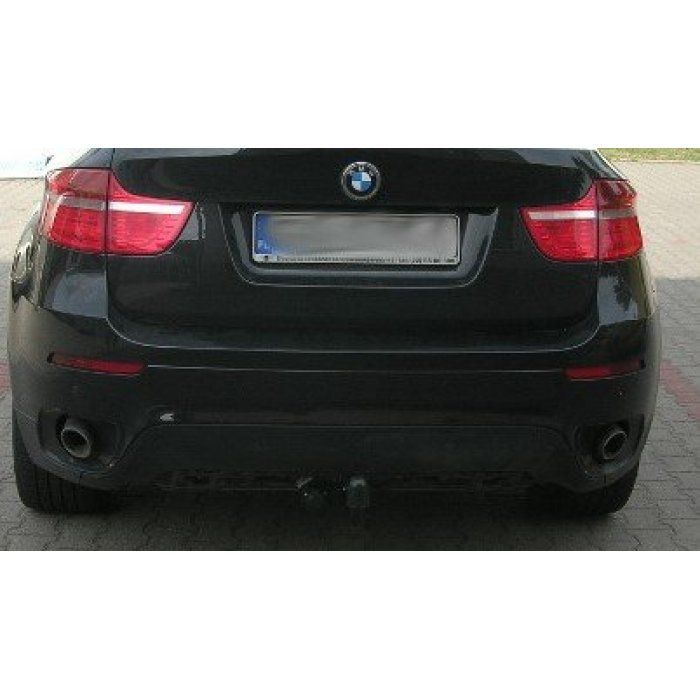 Bmw X6 E71 Invisible Towbar Tow Bars Designed For Your