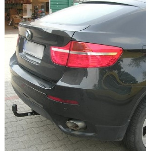 BMW X6 (E71) Invisible Towbar - Tow bars designed for your ...