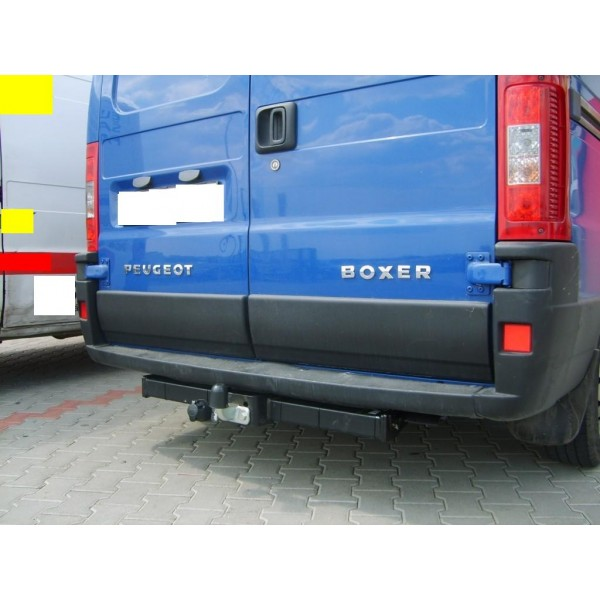 fiat panda towbar fitting instructions