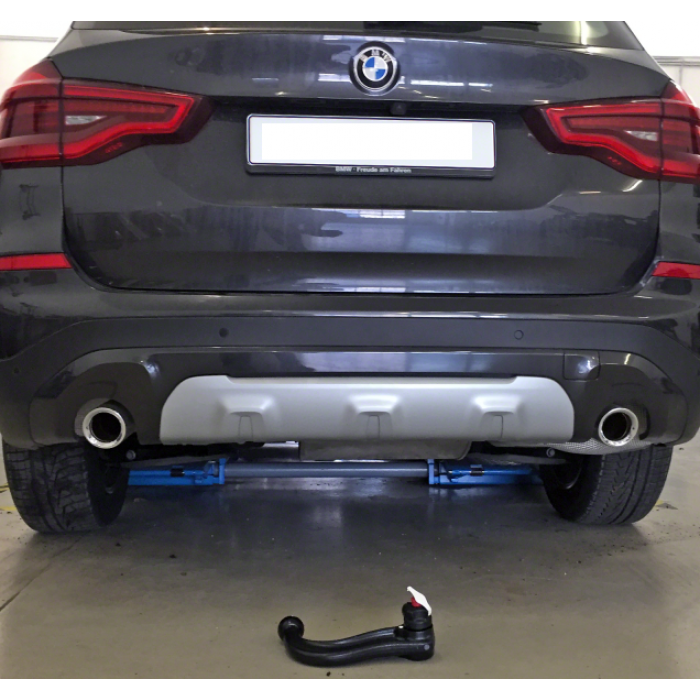 BMW X3 (G01) From 10.2017 Invisible Towbar