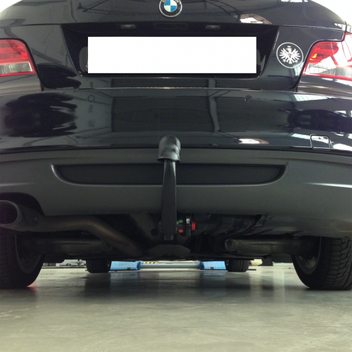 Bmw 1 Series Coupe Amp Cabrio E82 E88 Invisible Towbar