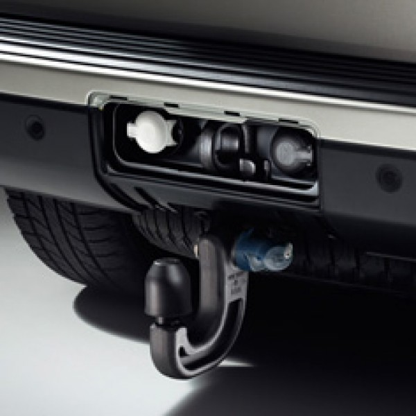 Landrover Discovery Invisible Towbar Tow Bars Designed