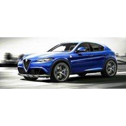 Alfa SUV - Stelvio - Can it tow? Need a Stelvio towbar?