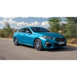 The new F44 BMW 2 Series Gran Coupe.  Can it tow? Need a 2-Series Towbar?