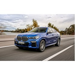 The X6 is now in its 3rd generation, can the new 2020 BMW X6 tow? Need a towbar for your BMW X6 (G06)?