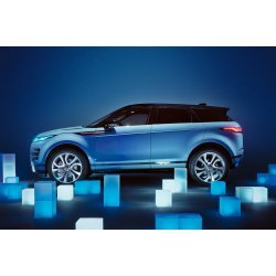 Can the 2nd Generation Evoque (L551) tow?
